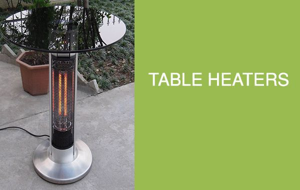 Table heater