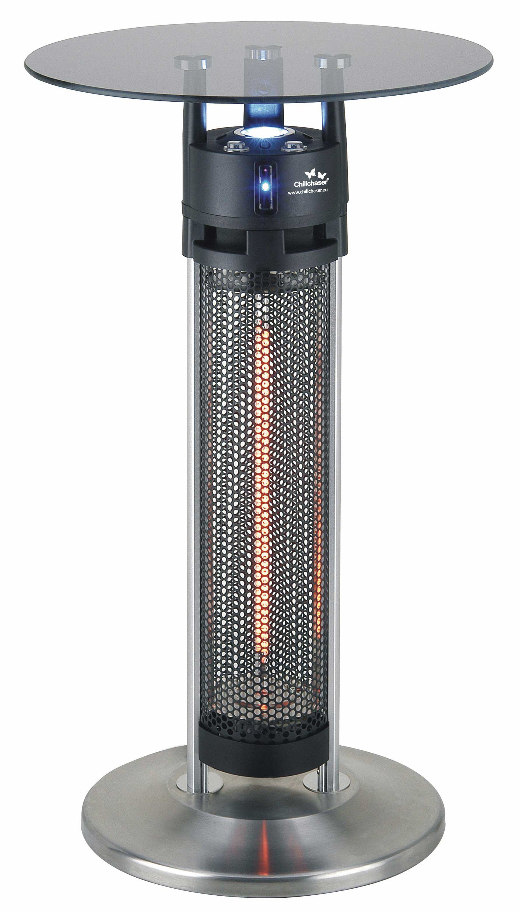 Cyclops Ii 1 6kw Ultra Low Glare Infrared Heater Table