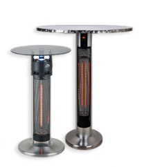 (2012-2017) ALL TABLE HEATERS - Cyclops and Cronus