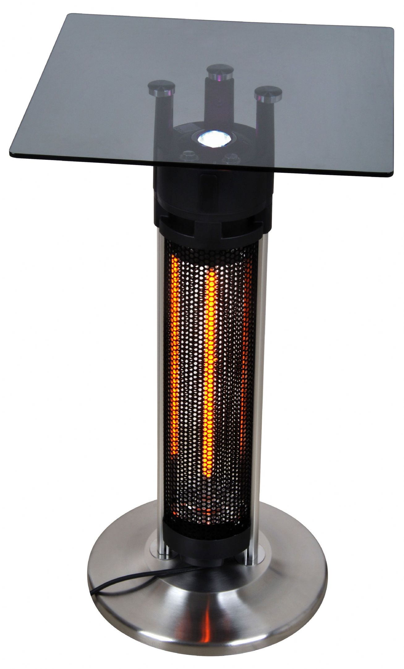Cyclops Iii 1 6kw Low Glare Infrared Heater Table With